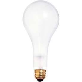 Satco S4960 300m/If 300w Incandescent W/ Medium Base Bulb - Pkg Qty 24