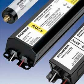 Sylvania 49598 QTP 2X59T8/UNV ISN-SC -QTP2x59T8UNVISNSC 2-lamp 59wT8 (8') EB-UNV-normal bal factor