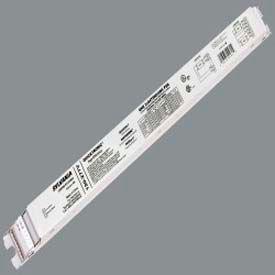 Sylvania 51471 QHE 2x54T5HO-PSN (NL)-2 or 1 Lamp 54WT5HO High Effic-Programmed-High Output EB-UNV