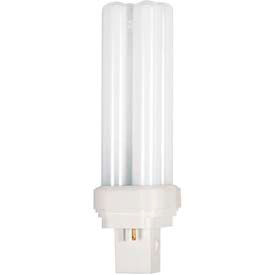 Satco S6022 Fdl28le/D/Plc 15mm 28w W/ Gx32d-3 Base -Soft White- Cfl Bulb - Pkg Qty 40