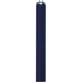 Satco S6408 F20t12/Blb 20w Fluorescent W/ Medium Bi-Pin Base - Blacklight Blue Bulb - Pkg Qty 30