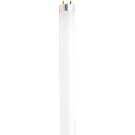Sylvania F17t8/735/Eco 17w Fluorescent W/ Medium Bi-Pin Base - Neutral White Bulb - Pkg Qty 30