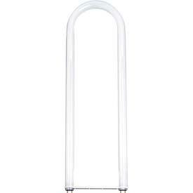 Sylvania 22052 Fbo32/741/6/Eco 32w Fluorescent W/ Medium Bi-Pin Base - Cool White Bulb - Pkg Qty 16