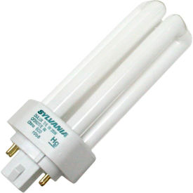 Sylvania 20882 Cf26dt/E/In/841 26w W/ Gx24vq-3 Base- Cool White- Cfl Bulb Package Count 50 by
