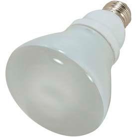 Satco S7247 15r30/27 15w W/ Medium Base -Warm White- Cfl Bulb - Pkg Qty 6