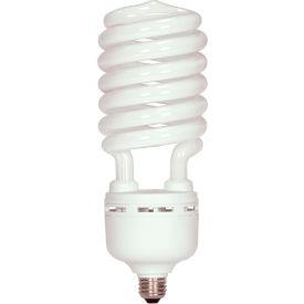 Satco S7376 105 Watt T5 Compact Fluorescent Light Bulb, Medium Base, 4100K, Cool White