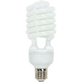 Satco S7395 105t5/41 105w W/ Mogul Base -Bright White- Cfl Bulb - Pkg Qty 6