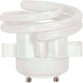 Satco S8228 18T2GU24V/27/SQUAT 18W w/ Twist & Turn Base - Warm- CFL