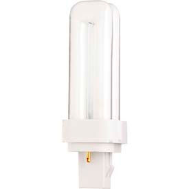 Sylvania 21120 CF13DD/841/ECO 13w W/ GX23-2 Base, 4100K, 2-Pin CFL Bulb - Pkg Qty 50