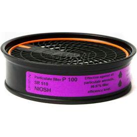 Sundstrom® Safety P100 Particulate Filter - Pkg Qty 5