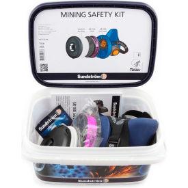 Sundstrom® Safety Mining Safety Kit M/L