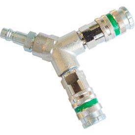 Sundstrom® Safety Y-Coupling For SR 99 Compressed Air Filter
