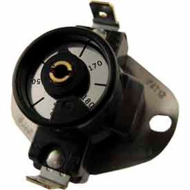 ThermODisc Adjustable Airflow Thermostat 140-180°F Close On Temp Rise