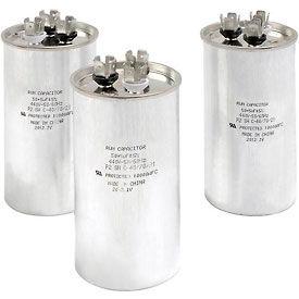 Global Industrial™ B461353, 50 +/- 5% MFD, 440V, Run Capacitor, Round