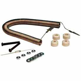 "Supco Electric Heat Coil Kit DH500FC - Close Wound 12""L"