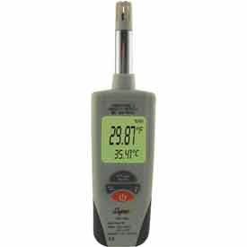 TempHumidity Digital Psychrometer w/Wet Bulb/DryBulbReadings