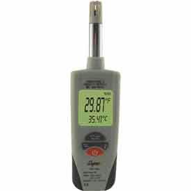 TempHumidity Digital Psychrometer w/Wet Bulb/DryBulbReadings