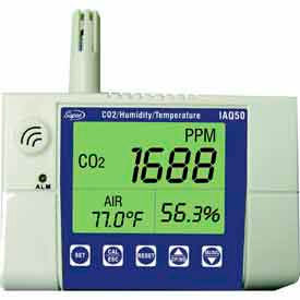 Supco Wall Mounted Co2 Monitor