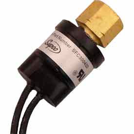 Supco Fan Cycling Pressure Switch - 300 PSI Open 400 PSI Closed
