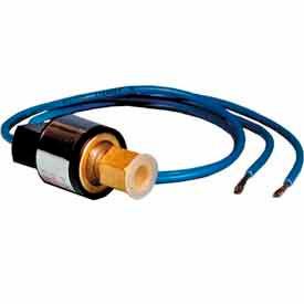 Supco Pressure Switch - 10 PSI Open 25 PSI Closed