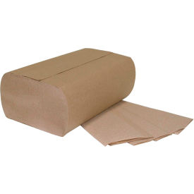 Sellars® 1-Ply Multi-Fold Towel Natural, 250 Sheets/Pack, 16 Packs/Case 183204
