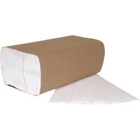 Sellars® 1-Ply C-Fold Towel White, 200 Sheets/Pack, 12 Packs/Case 183223