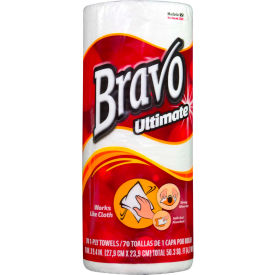 Sellars® Bravo Ultimate™ Premium Paper Towels, 70 Sheets/Roll, 30 Rolls/Cs- 30600