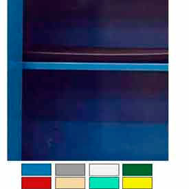 """Securall® Extra Shelf for Acid/Corrosive Cabinets 31"""" Wide Blue"""