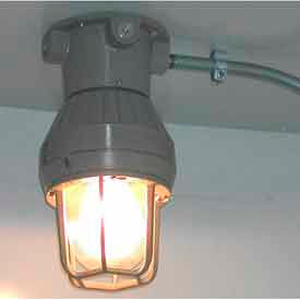 Securall® Additional Explosion-Proof Light Interior for Hazmat Buildings