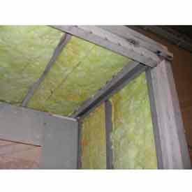Securall® R-11 Insulation for Hazmat Building B2400