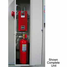 Securall® Dry Chemical Fire Suppression System for Buildings B200-B1600