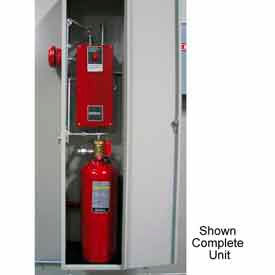 Securall® Dry Chemical Fire Suppression System for Buildings B3200-B4800