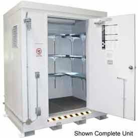 """Securall® Personnel Door 4'W x 6' 8""""H"""