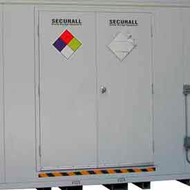 """Securall® Additional Double Door - 1-1/2 Hour Fire Rated 5'W x 6' 8""""H"""