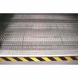 Securall® Galvanized Steel Floor Grating for Buildings AG/B1600