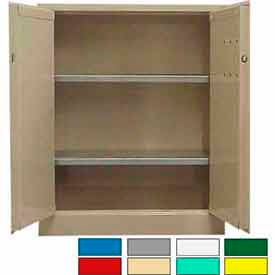 Securall® 36x18x42 Self-Latch Industrial Cabinet Beige