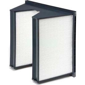 """Purolator® 5360867067 SERVA-CELL® Rigid Box Filter, Plastic 24""""W x 24""""H x 12""""D"""