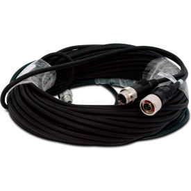 Safety Vision 20 Meter M/F Threaded Cable W/Loom - SVS-20MMFL