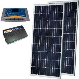 Sunforce 38938 300 Watt Solar Kit- 2-150W Solar Panels,30 Amp controller, 300W Inverter w/USB outlet