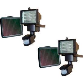 Sunforce 82080 60 LED Ultra Bright Motion Light