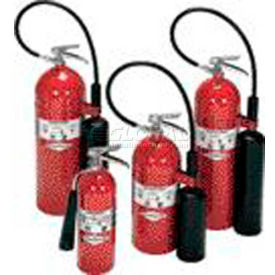 Amerex® 10 Pound Carbon Dioxide Fire Extinguisher For Class B Fires