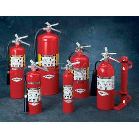 Amerex® 20 Pound ABC Dry Chemical Fire Extinguisher With Aluminum Valve