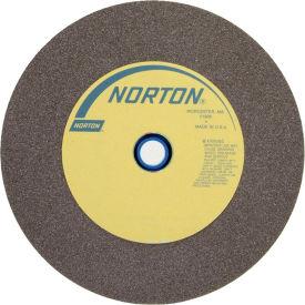 "Norton 66253263054 Gemini Bench and Pedestal Wheel 12"" x 2"" x 1-1/2"" 24 Grit Aluminum Oxide"