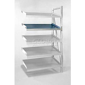 "Steel Pick Shelf Kit, Single, Tilt, 50""W x 24""D"