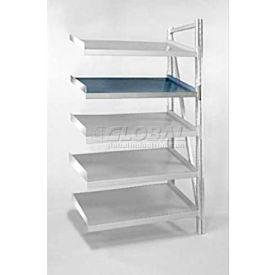 """Steel Pick Shelf Kit, Single, Tilt, 50""""W x 24""""D"""