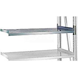 "Steel Pick Shelf Kit, Single, Straight, 50""W x 32""D"