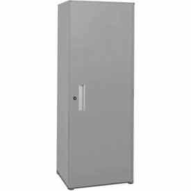"Space Saver Cabinet-Single Unit-30""W x 21""D x 75""H-Sebring Grey"