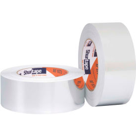 Shurtape, Hvac Aluminum Foil Tape, Af 973, Contractor Grade, 60mm X 46m, Silver Package... by