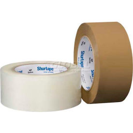 "Shurtape, Hot Melt BOPP Film Packaging Tape, HP 300, Performance Grade, 2"" X 110YD, Tan"