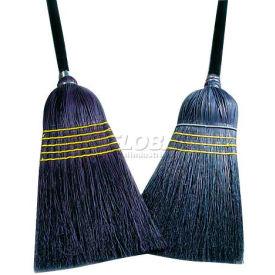Black Corn/ Blend Janitor Broom - 28#
